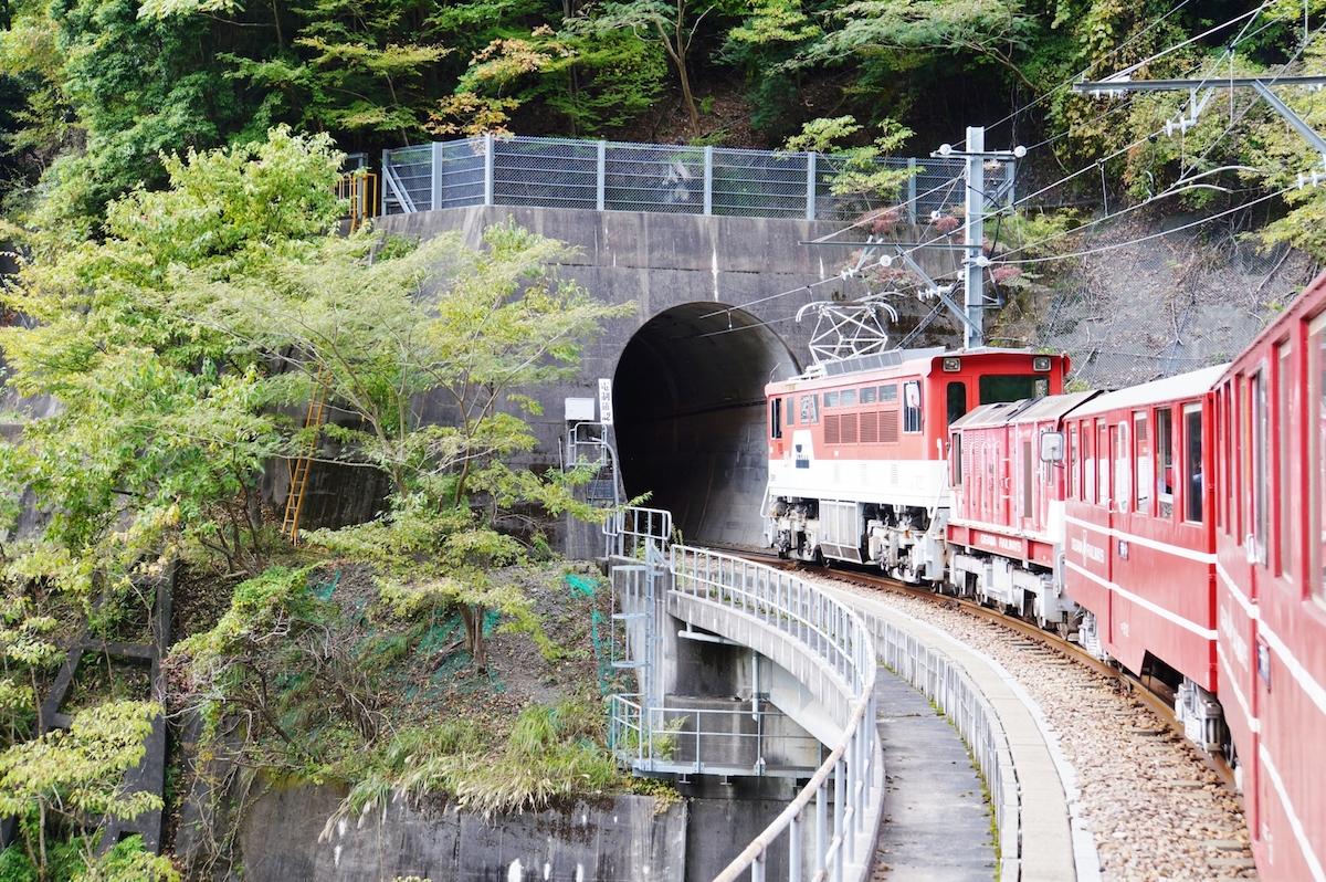 大井川鐵道井川線