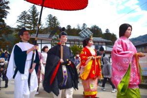 飛騨生きびな祭り