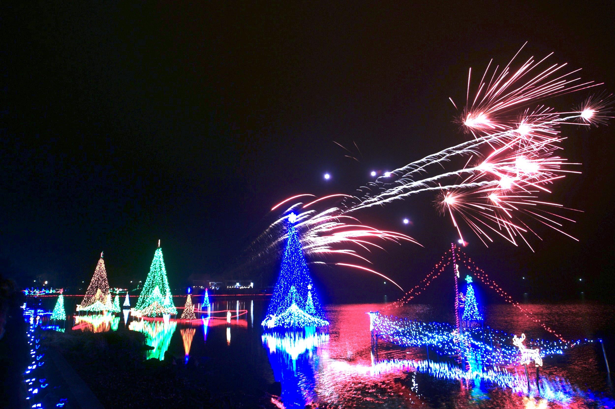 榛名湖イルミネーションフェスタ