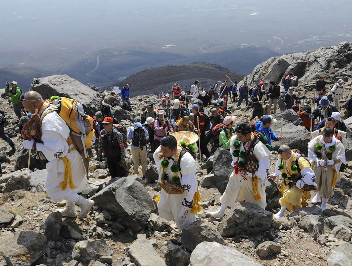 那須岳開山祭