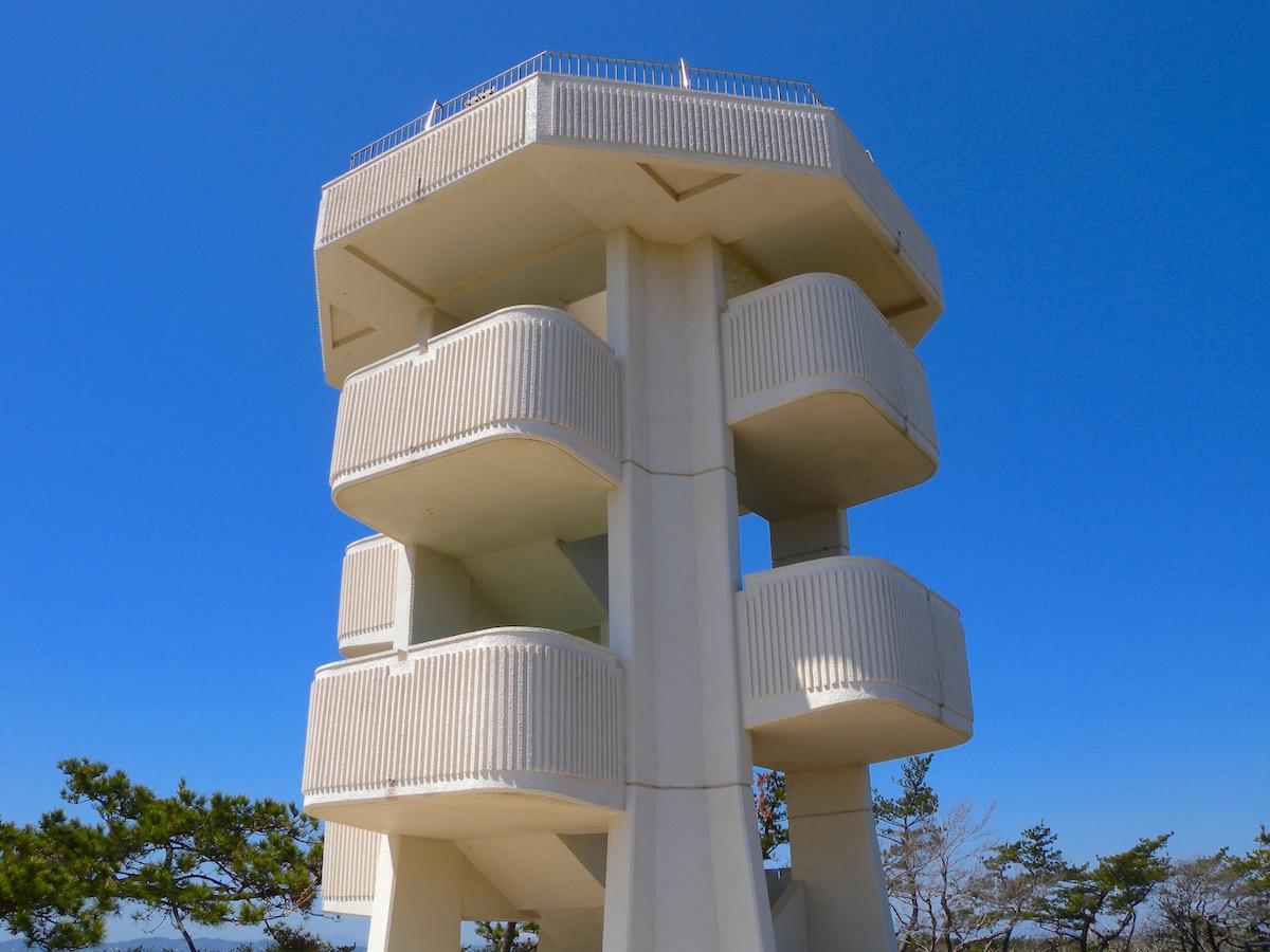 中の島展望台