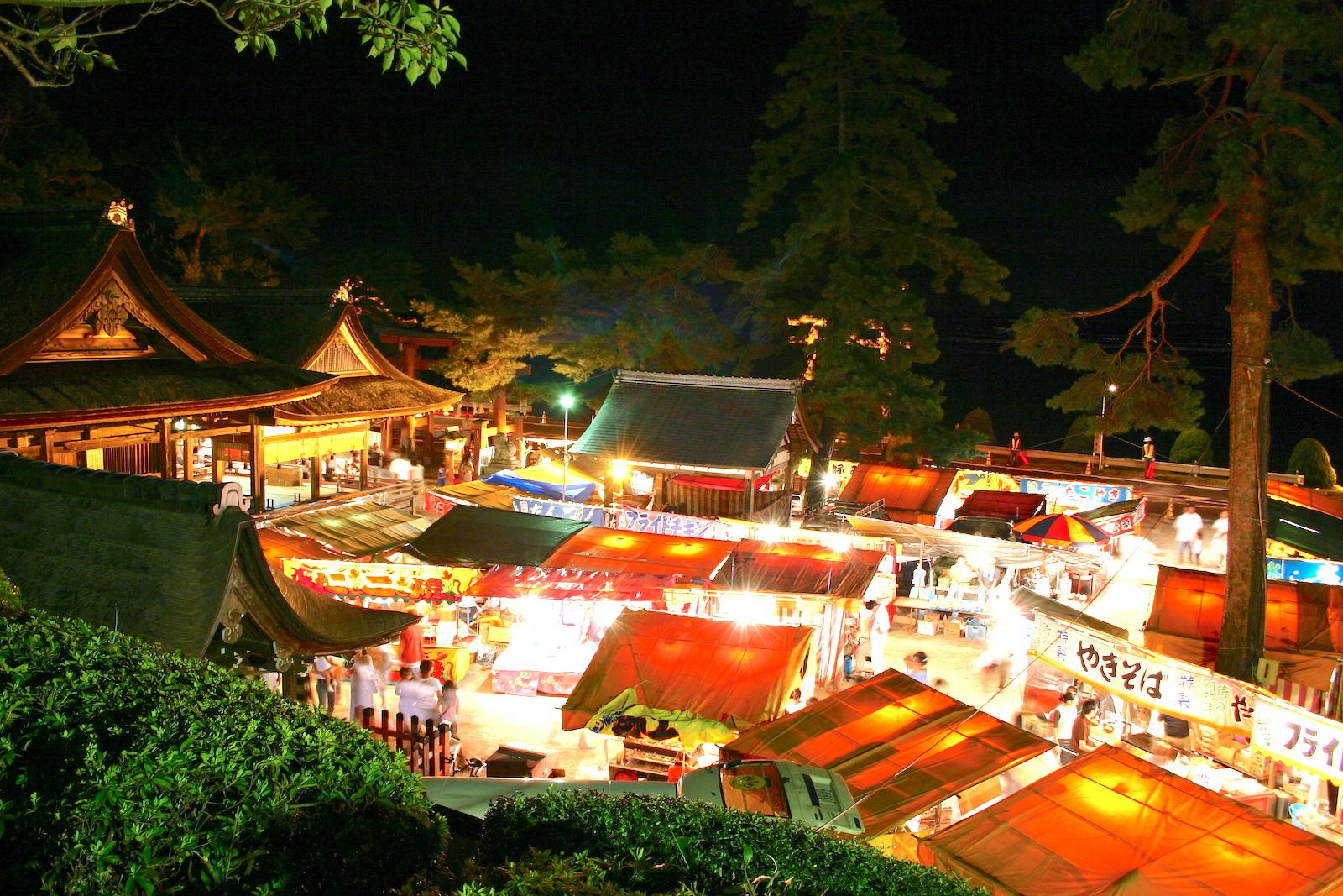 白髭神社秋季大祭『白鬚まつり(なるこまいり)』