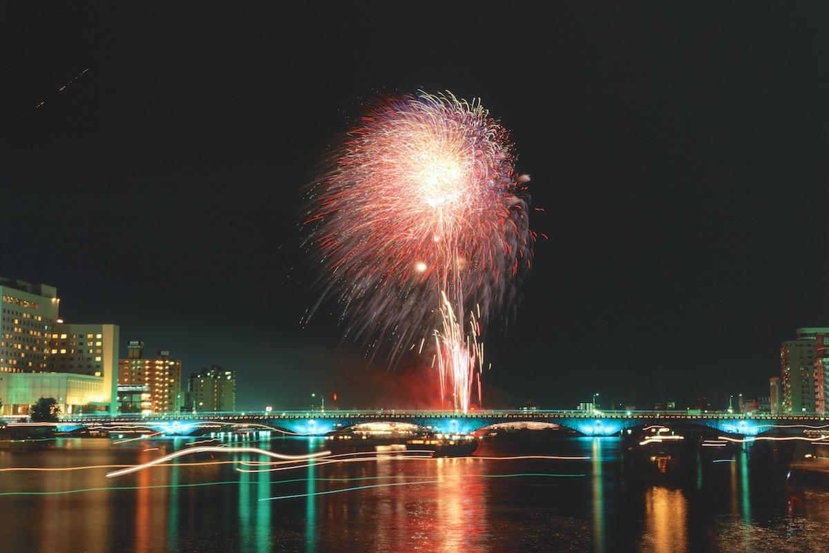 新潟まつり花火大会