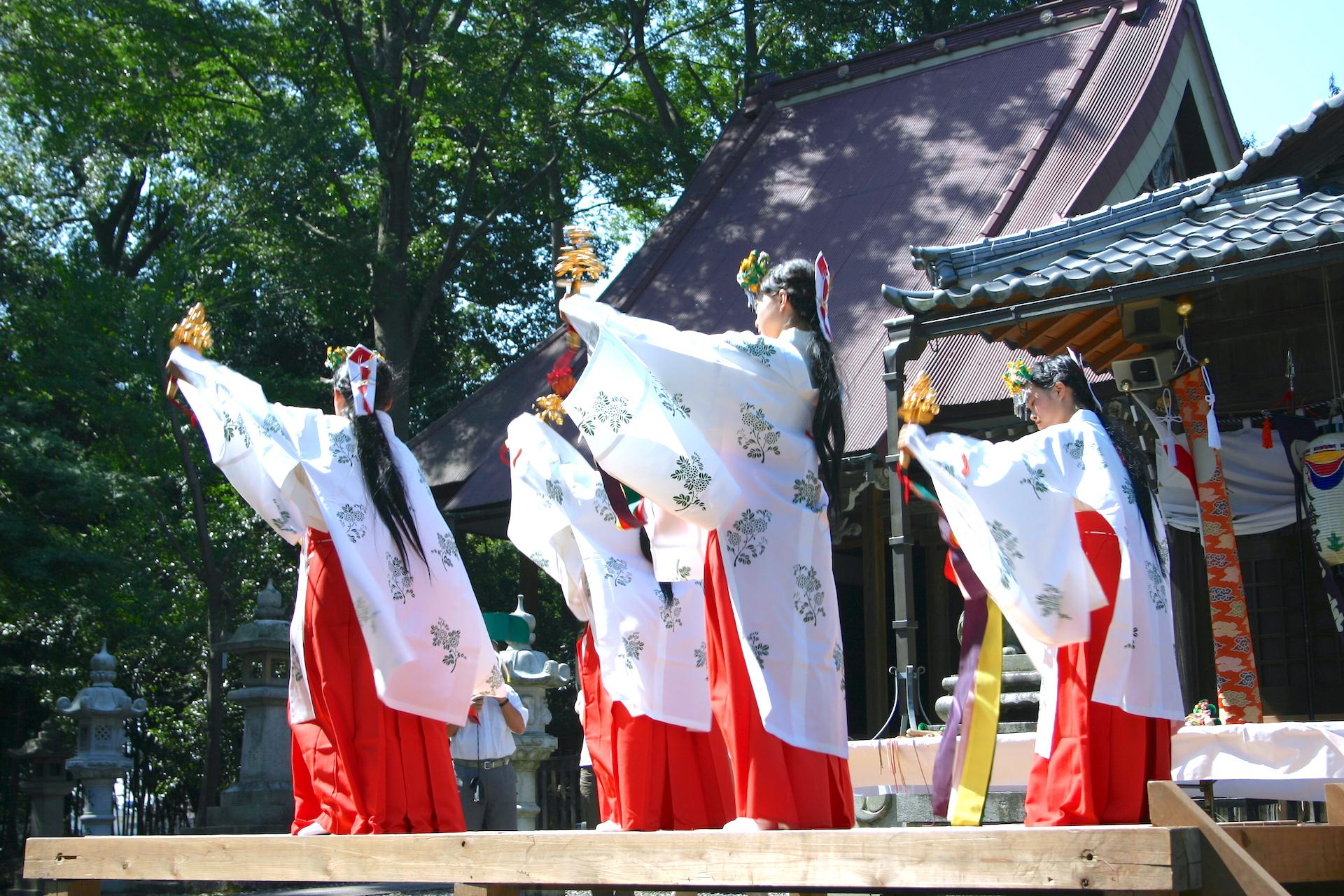 乃伎多神社『モロコ祭』