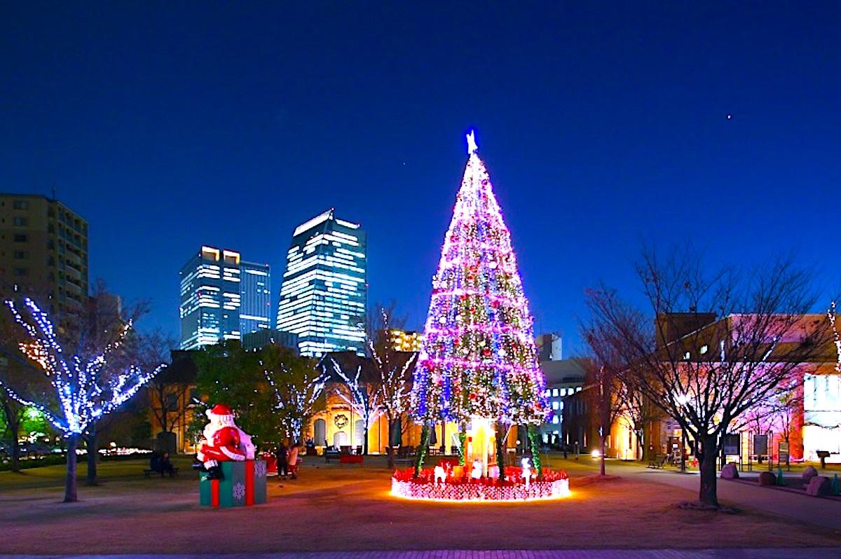ノリタケの森『クリスマスガーデン』