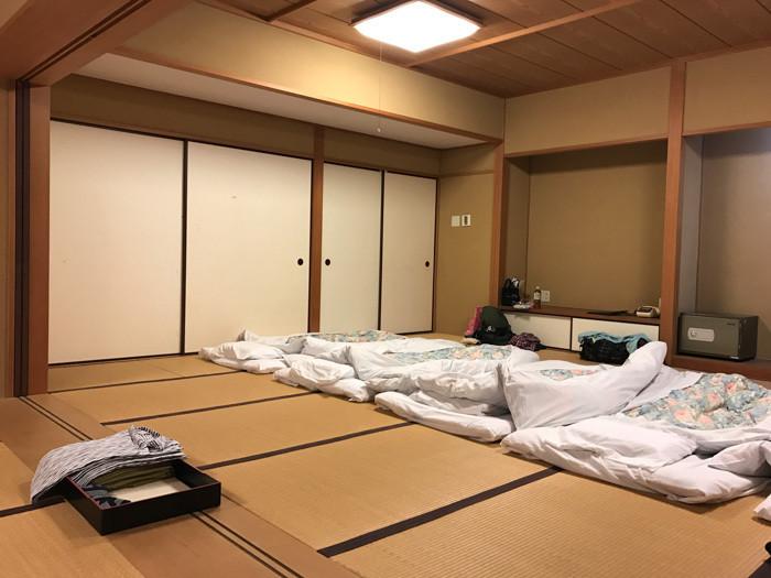 清澄寺宿坊体験