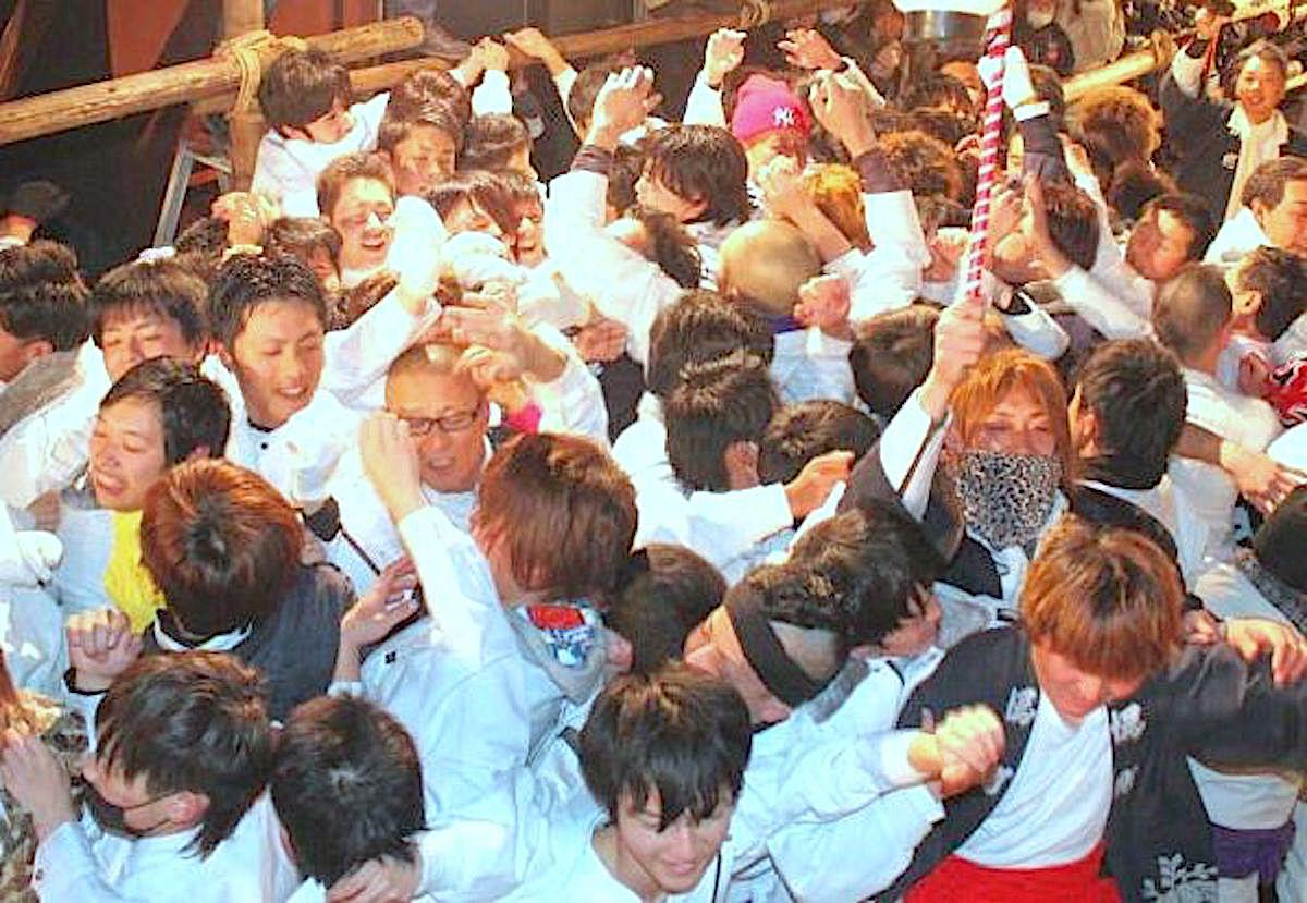 尾鷲神社『ヤーヤ祭』