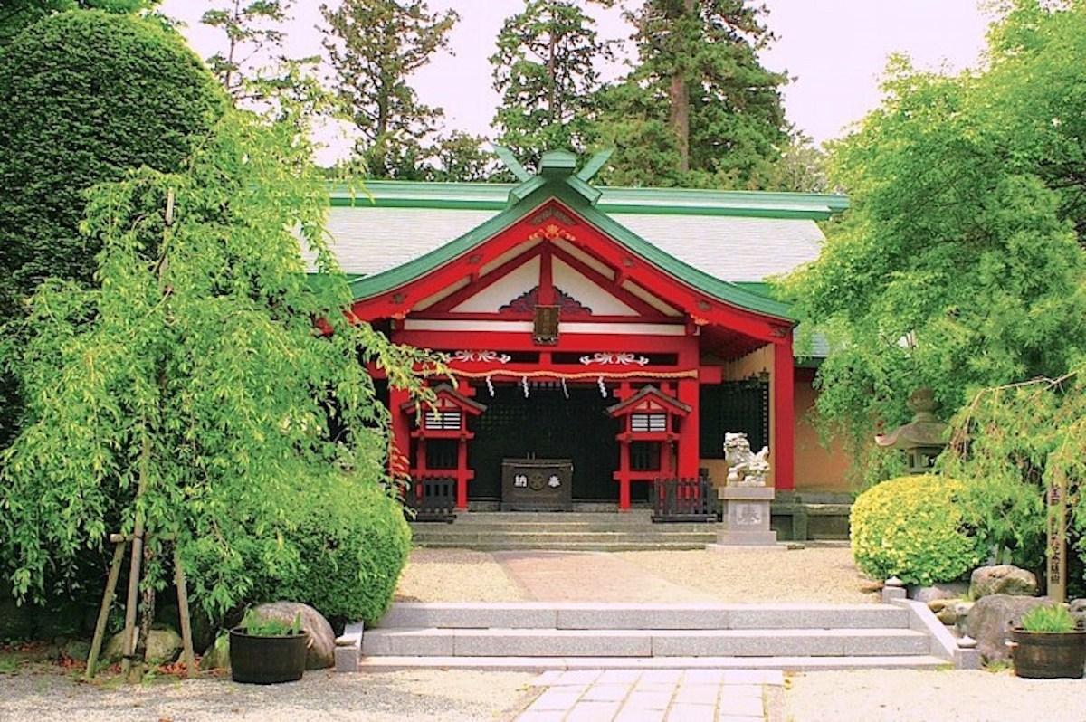 新橋浅間神社で『富士山(御殿場口)開山式』 御殿場市