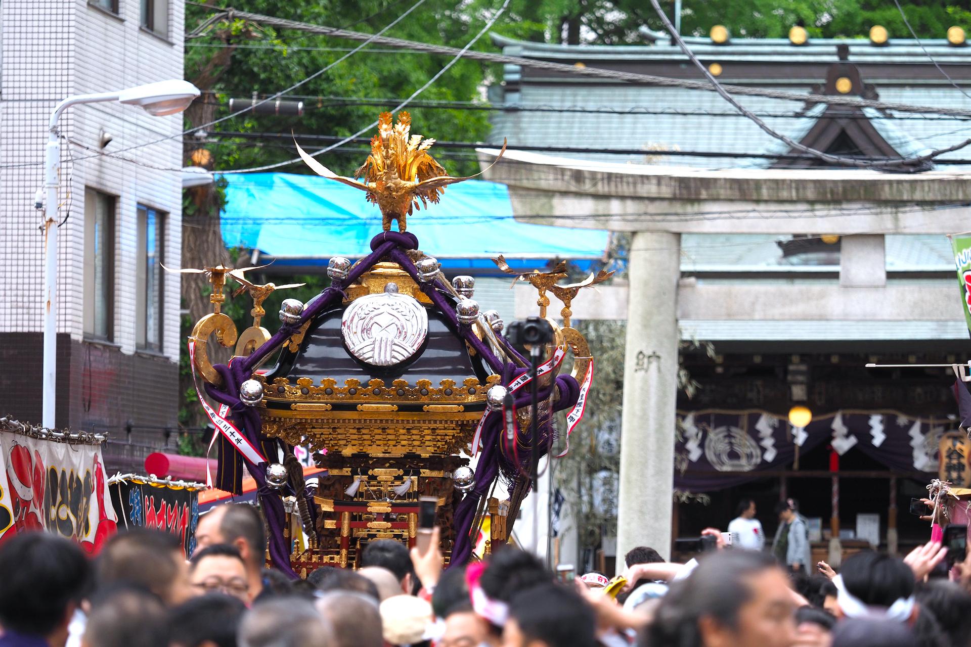 下谷神社大祭|台東区