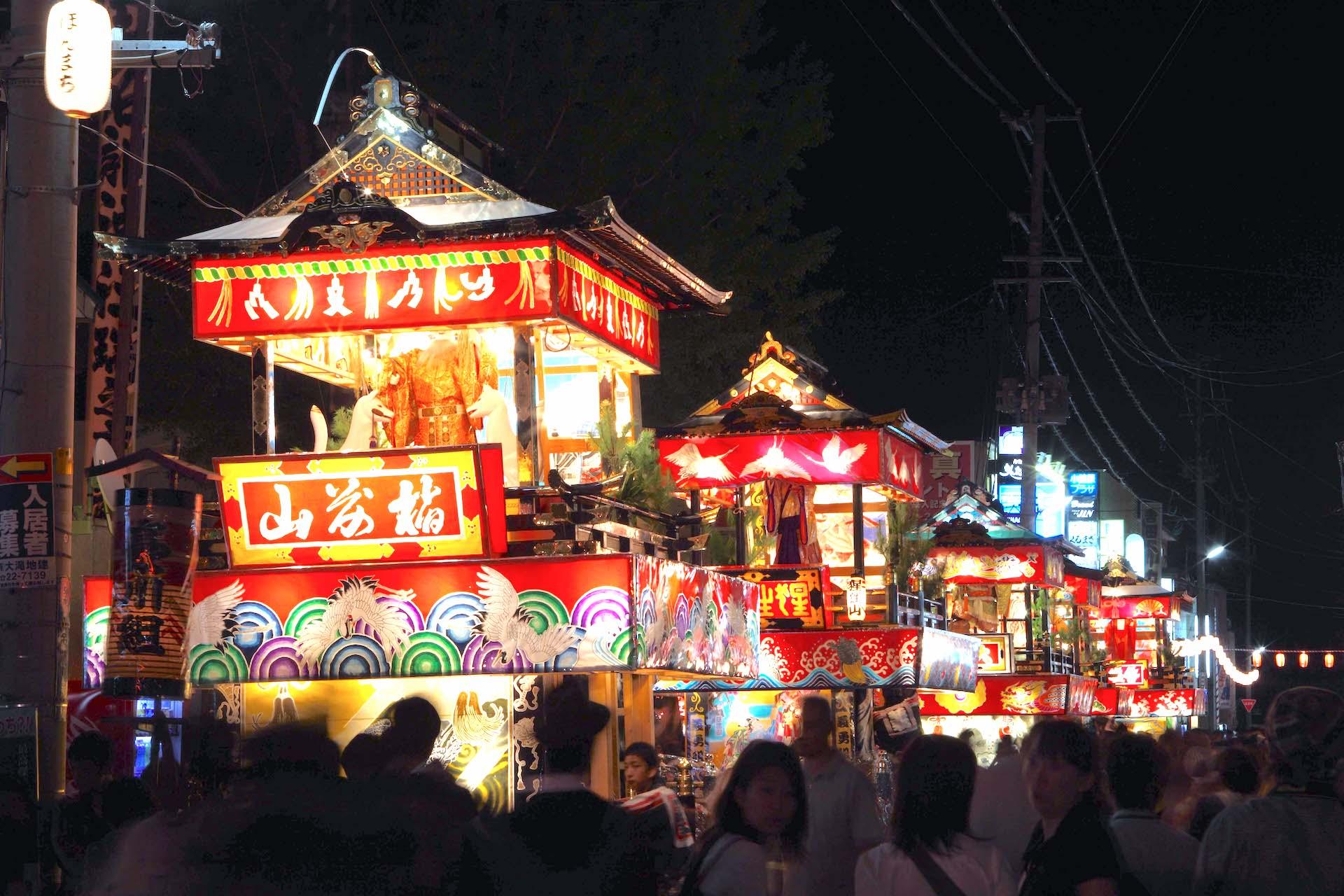 田名部まつり(田名部神社例大祭)