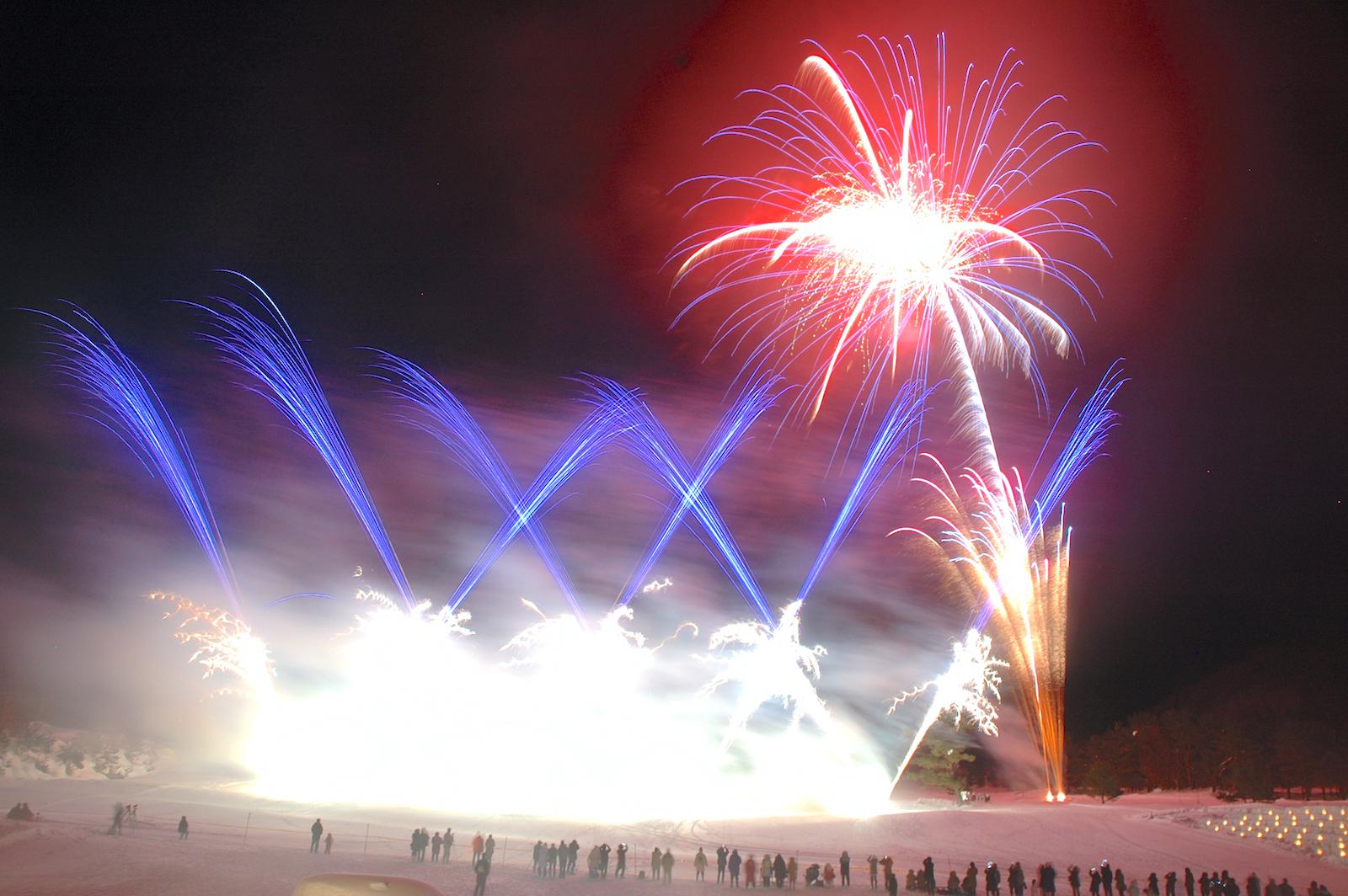 田沢湖高原雪まつり