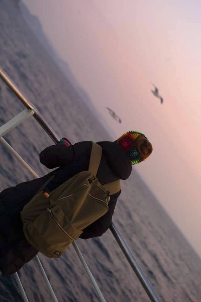東京湾フェリー・しらはま丸
