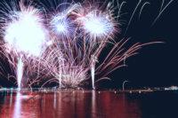 水郷祭(湖上花火大会)|湯梨浜町|2019