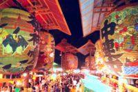 三河一色大提灯まつり|西尾市