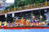 建部大社『船幸祭』|大津市