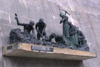殉職者慰霊碑