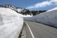 山岳ドライブで楽しむ「雪の回廊」 全国12コース