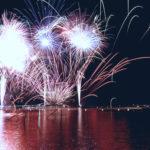 水郷祭(湖上花火大会)